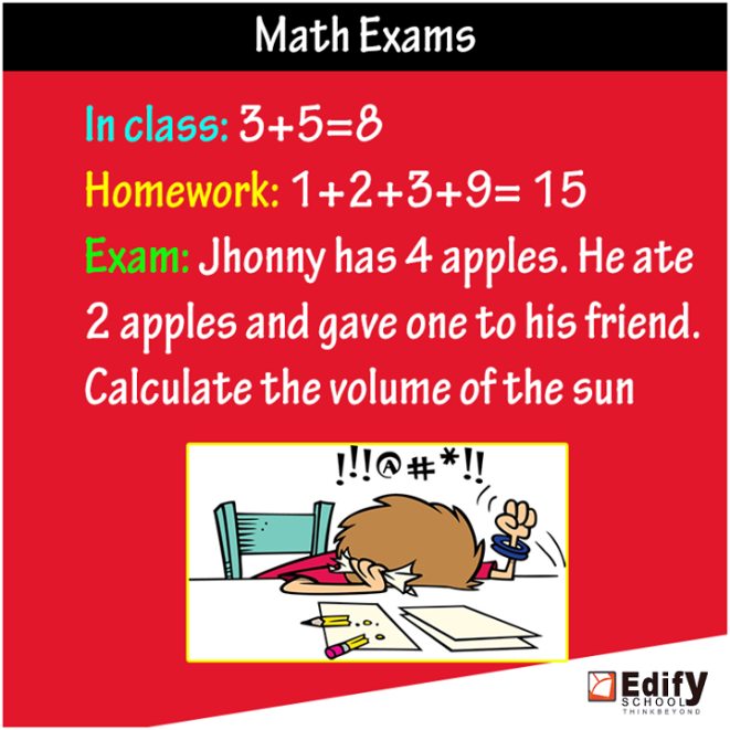 Math Exam Edifyschools.com