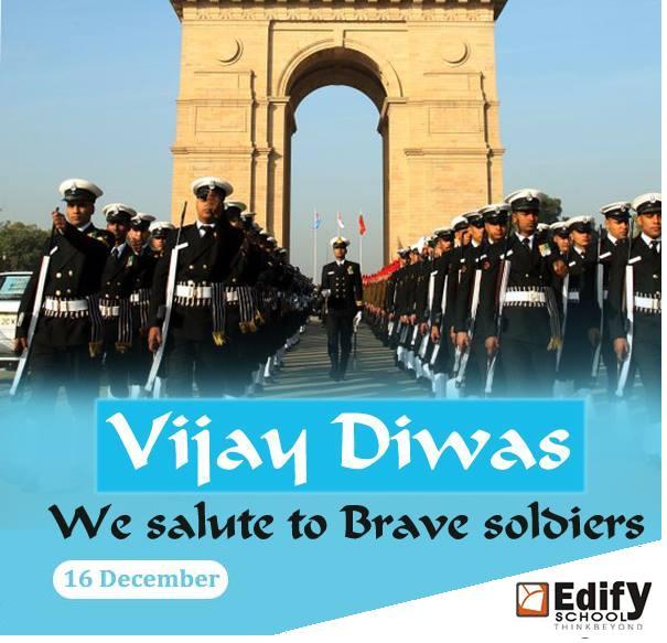 Vijay Diwas : Edifyschools.com