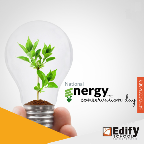 National energy conservation day in India : Edifyschools.com