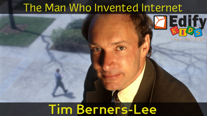 HISTORY OF TIM BERNERS LEE