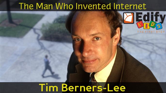 HISTORY OF TIM BERNERSLEE