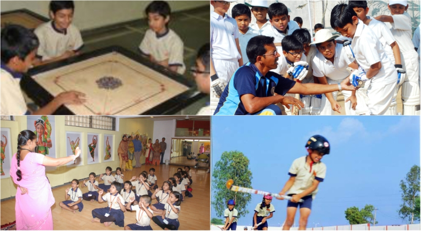 BRIEF LOOK AT CO-CURRICULAR ACTIVITIES OF EDIFY SCHOOLS !!