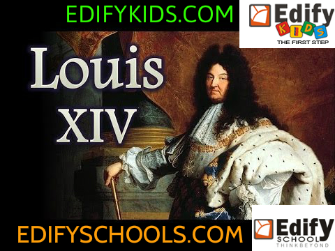 LIFE HISTORY OF LOUIS XIV