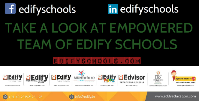TAKE A LOOK AT EMPOWERED TEAM OF EDIFY SCHOOLS!!