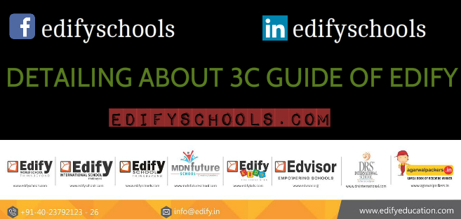 DETAILING ABOUT 3C GUIDE OF EDIFY!!