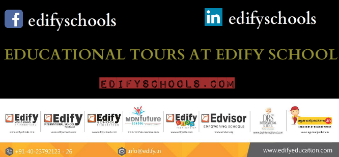EDUCATIONAL TOURS AT EDIFY SCHOOL