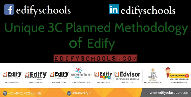 Unique 3C Planned Methodology Of Edify