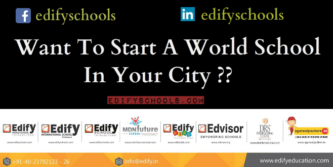 Want To Start A World School In Your City??