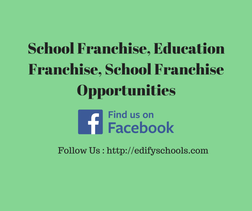 School Franchise, Education Franchise, School Franchise Opportunities