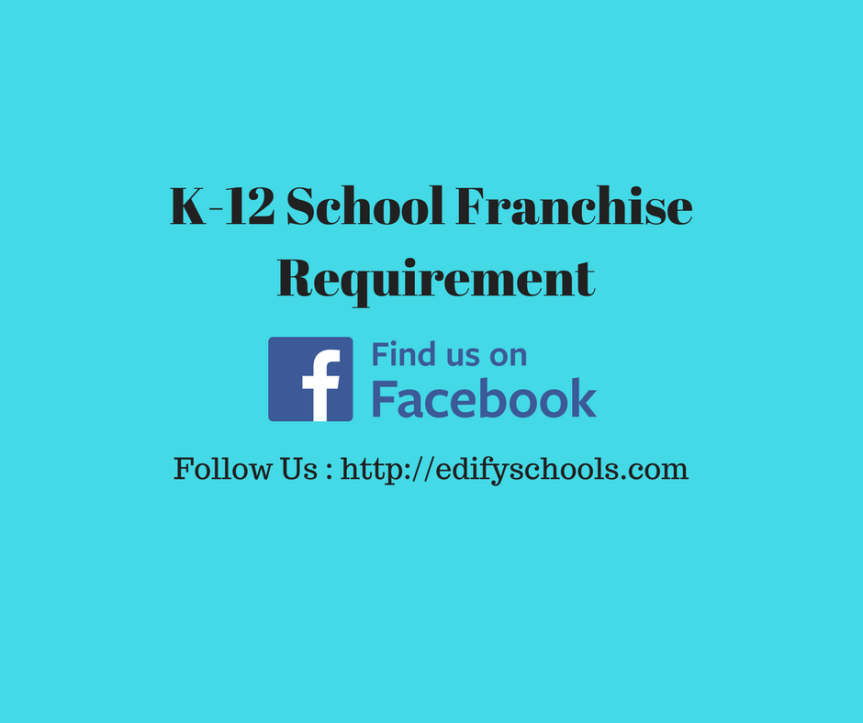 K-12 School Franchise – EDIFY SCHOOL