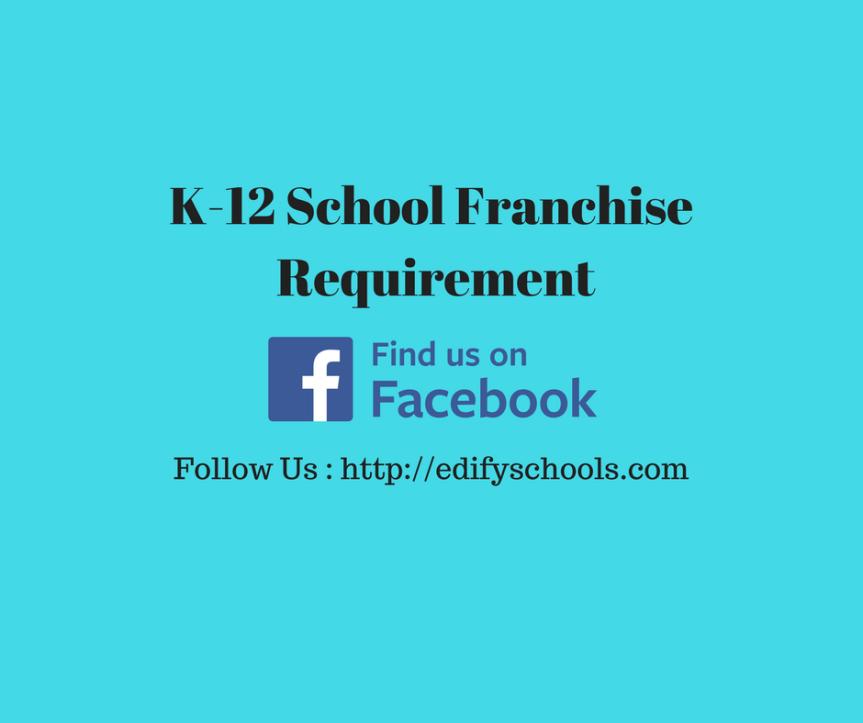 K-12 School Franchise – EDIFYSCHOOL