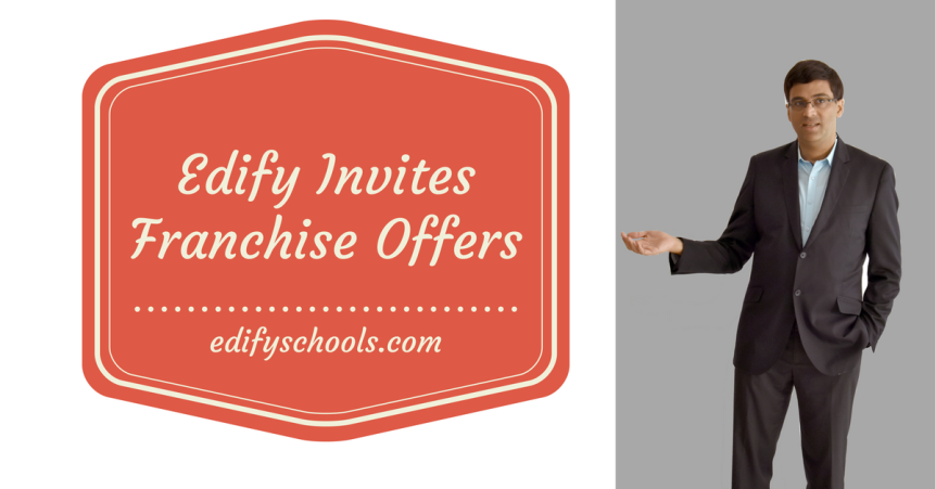 Start Your Own School – Edify Invites Franchise Offers !!