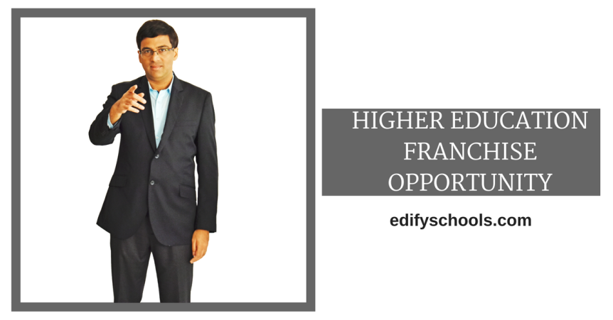 Higher Education FranchiseOpportunity