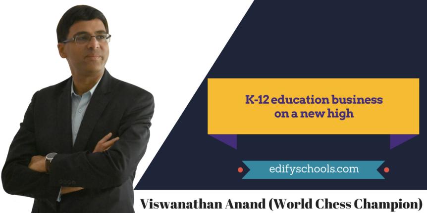 K-12 education business on a new high :Edify